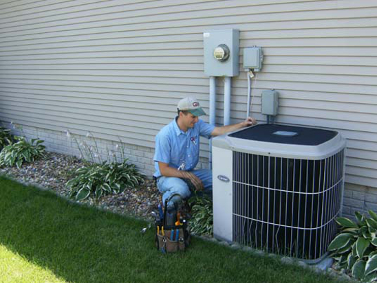 Heating And Air Conditioning Installation Tampa, FL 33619