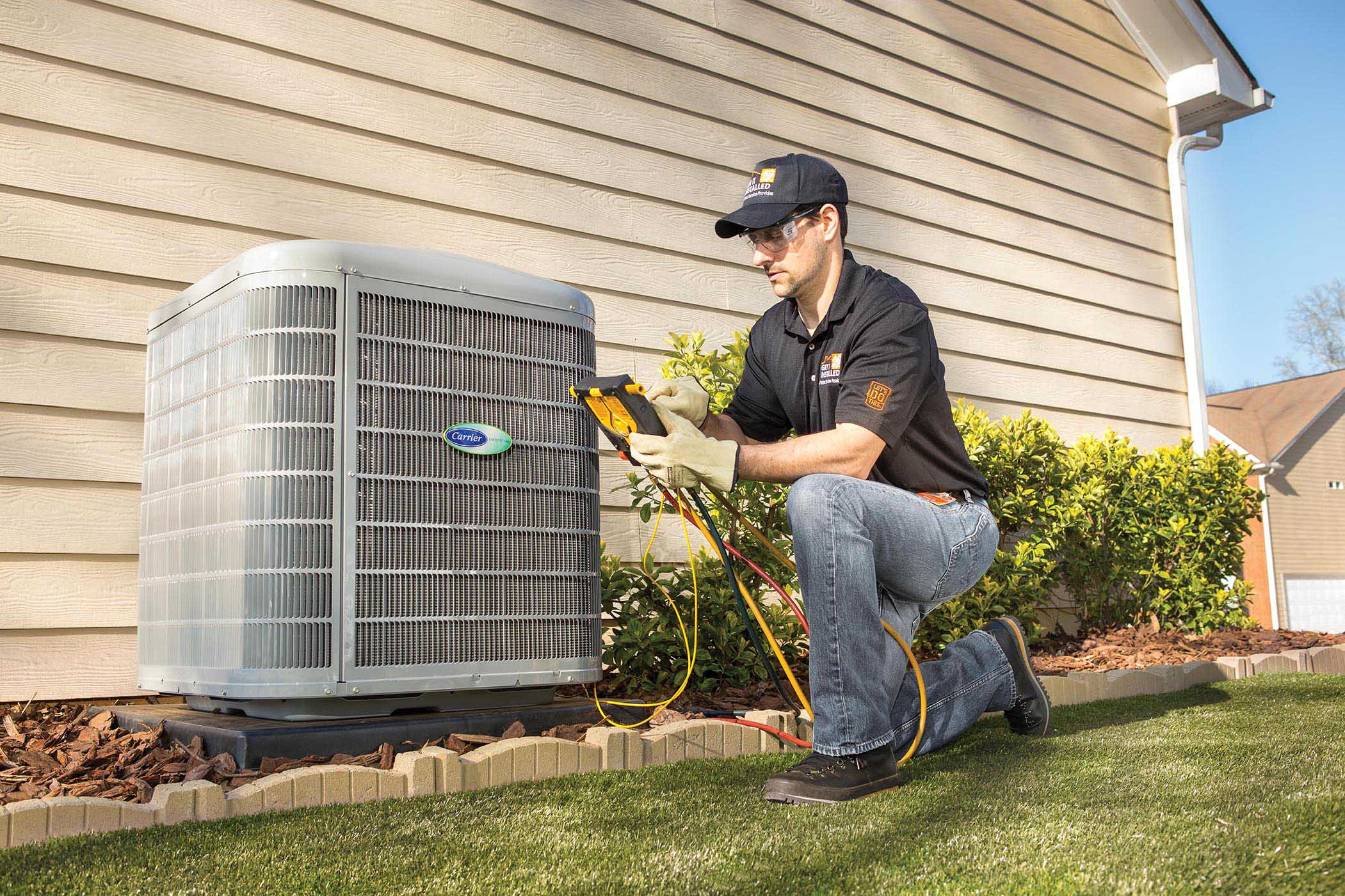 Heating And Air Conditioning Systems Dallas, TX 75233