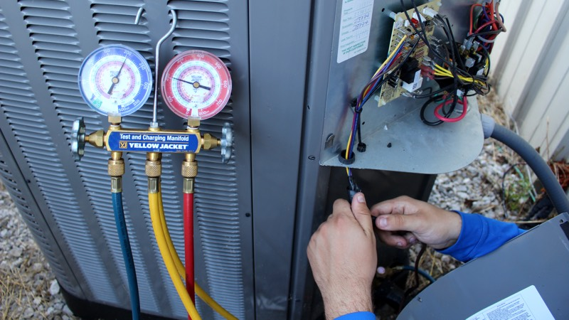 Modern Air Conditioning System Las vegas, NV 89147